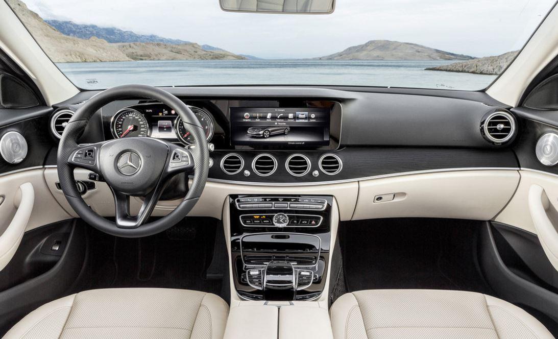 Mercedes Clase E 2016 15