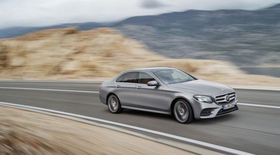 El Mercedes Clase E ya tiene precios en Alemania: Ojo a los tecnológicos opcionales y a sus precios