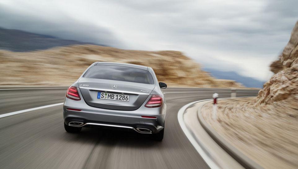 Mercedes-Benz Clase E 2016: Mecánicas, dimensiones, seguridad y asistentes de conducción semiautónomos al detalle