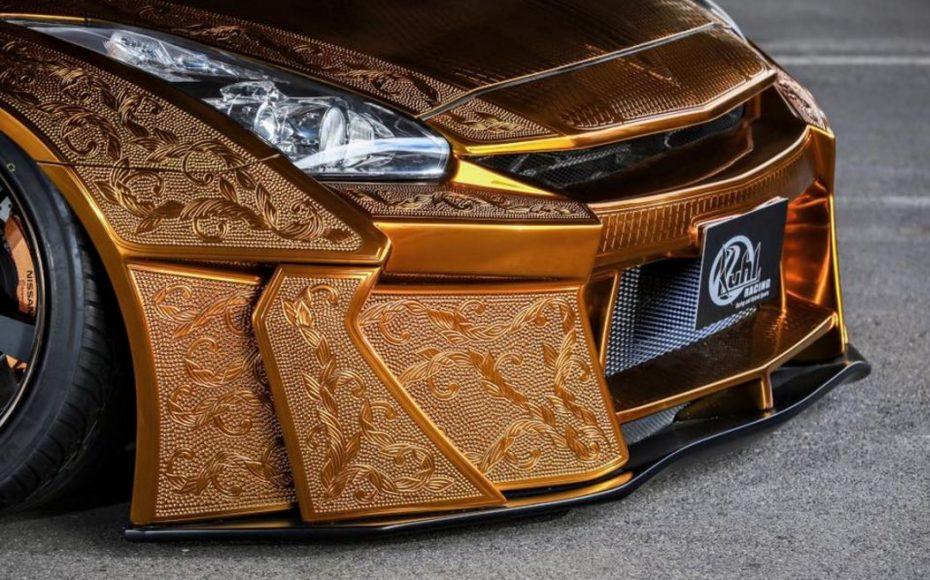 Ojo al Nissan GT-R de Kuhl Racing: ¿La carrocería de fibra de vidrio más trabajada de la historia?