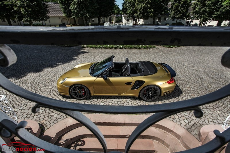 Porsche 911 Turbo Cabrio por Wimmer (9)