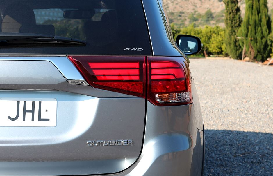Prueba Mitsubishi Outlander 29
