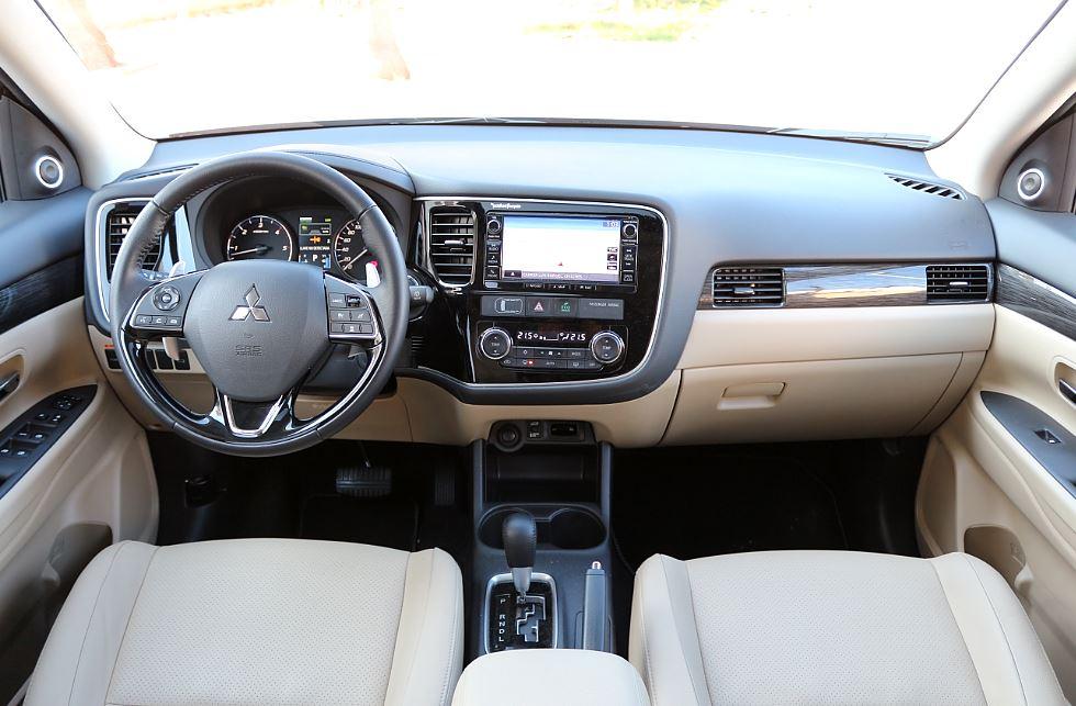 Prueba Mitsubishi Outlander 44