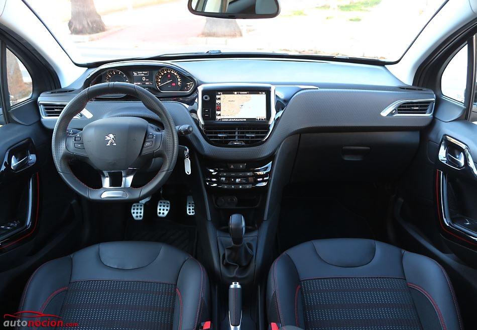 Prueba Peugeot 208 GT Line 1