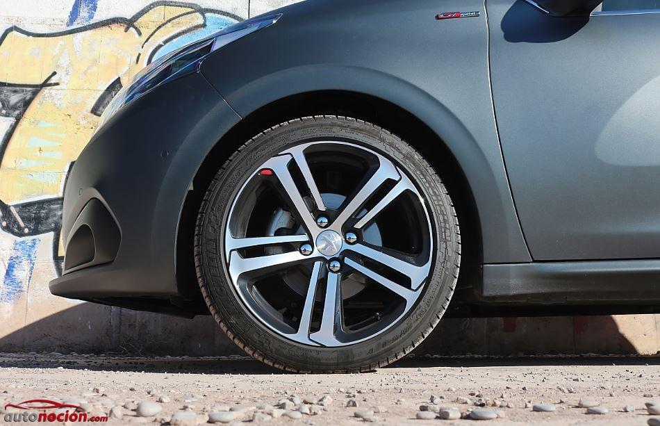 Prueba Peugeot 208 GT Line 38