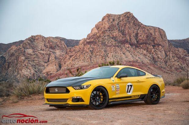 Shelby Mustang Terlingua Racing: Mucha fibra y más de 750 CV de pura exclusividad y contundencia
