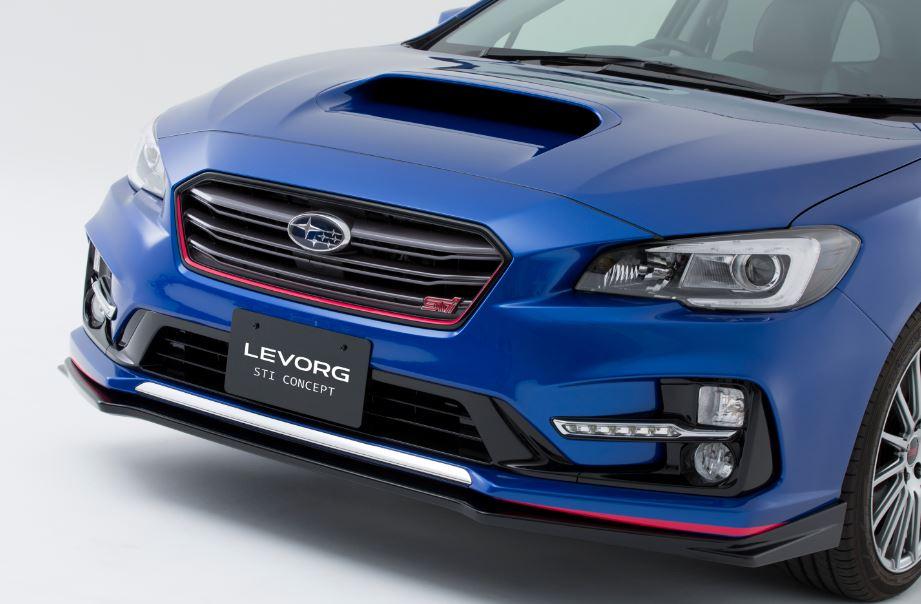 El Subaru Levorg STI será revelado este verano y ojito…