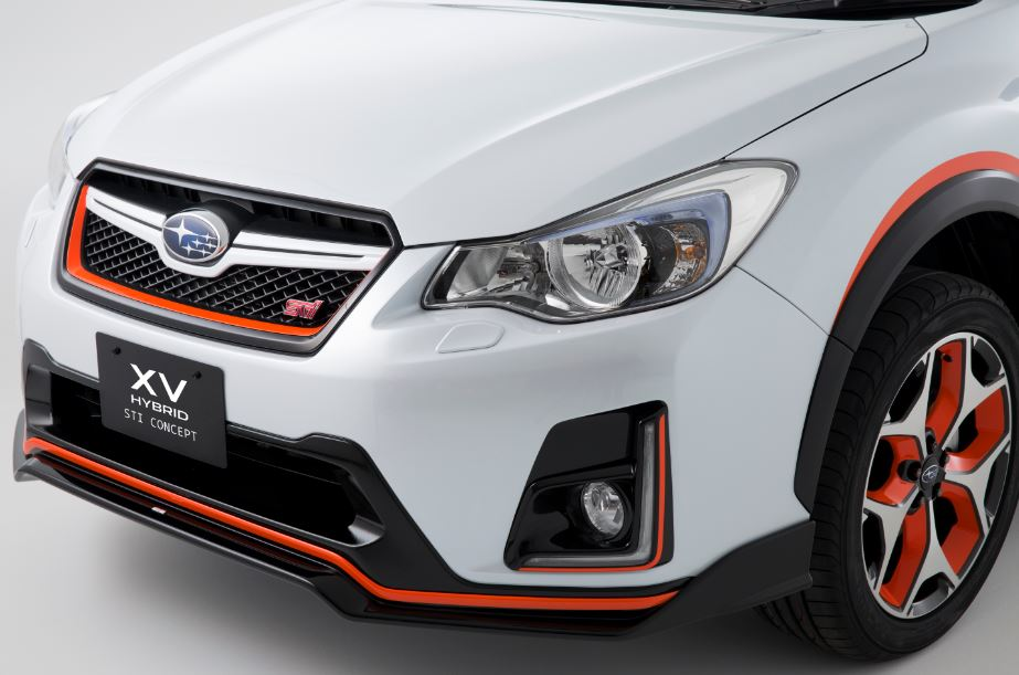 Subaru Xv Hybrid 2018 >> Subaru XV Hybrid STI Concept: Sí, has leído bien, híbrido y STI…