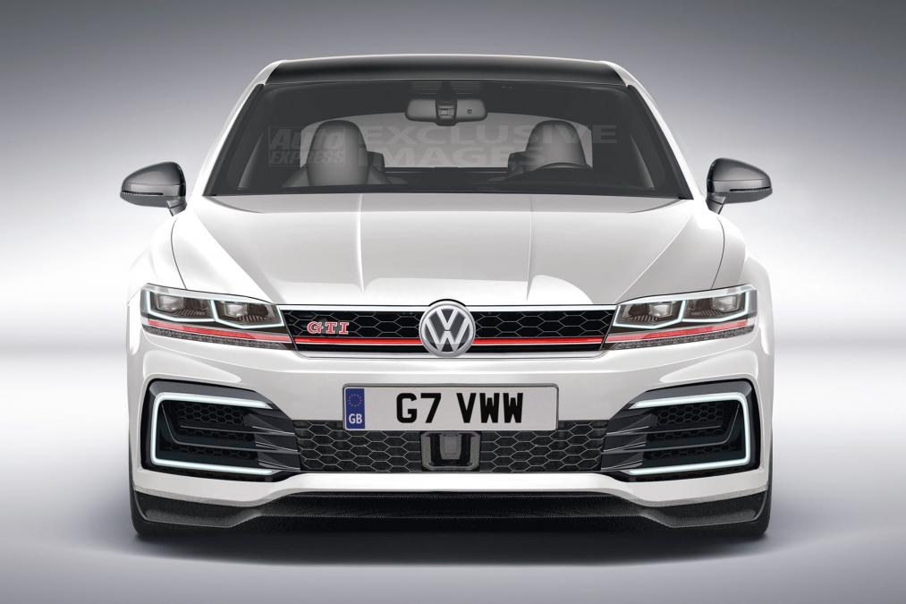 Volkswagen Golf 8 (2019) 27