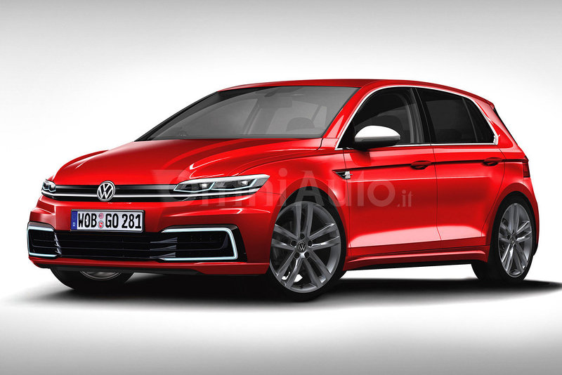 Volkswagen Golf 8 (2019) 29