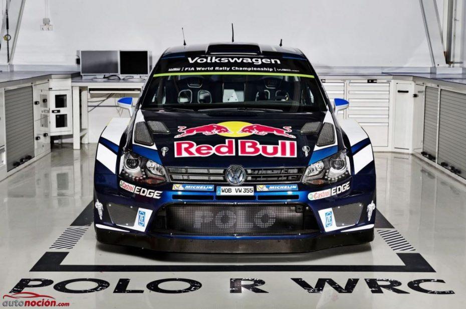 Volkswagen Polo R WRC 2016: Listo para arrasar de nuevo en el Campeonato del Mundo