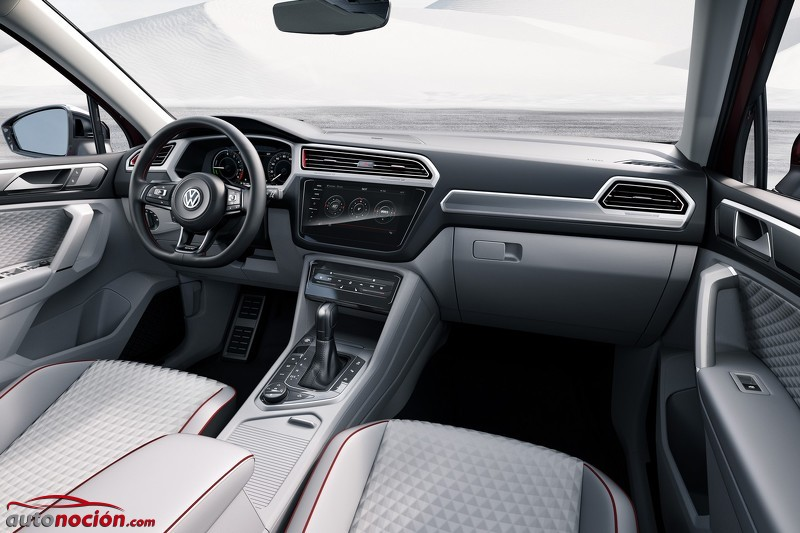 Volkswagen Tiguan GTE Active Concept (26)