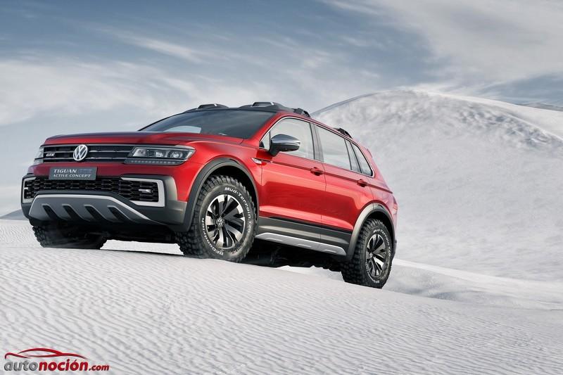 Volkswagen Tiguan GTE Active Concept (3)