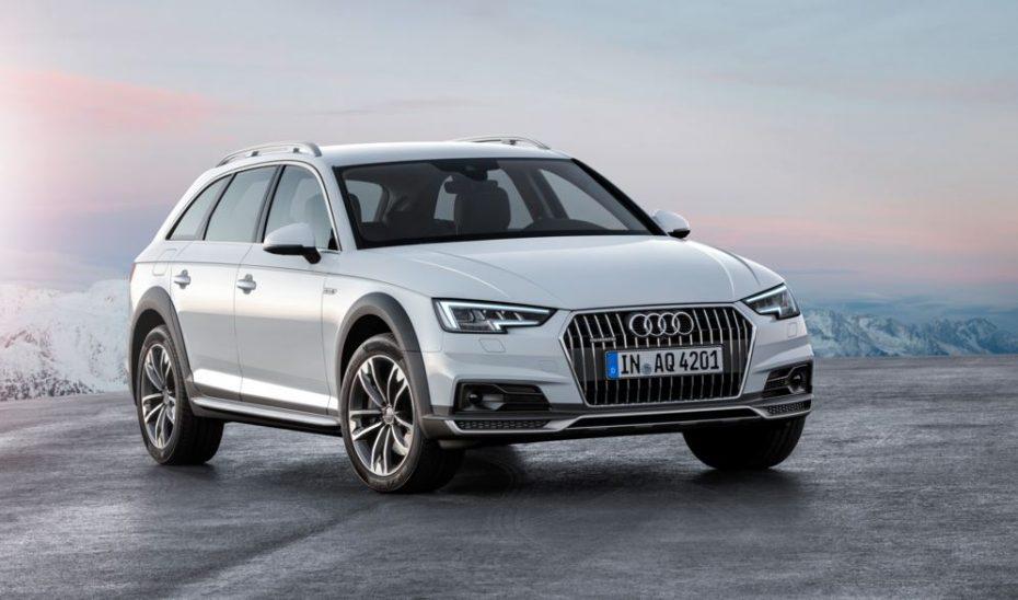 Oficial: Todos los detalles del nuevo Audi A4 allroad quattro
