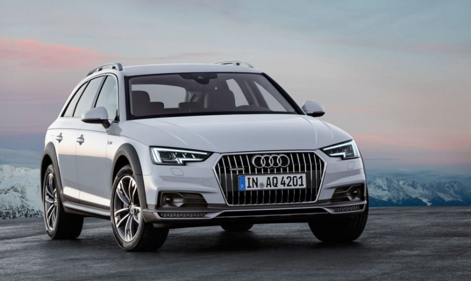 Todos los precios del Audi A4 Allroad para España: Hasta 272 CV de potencia