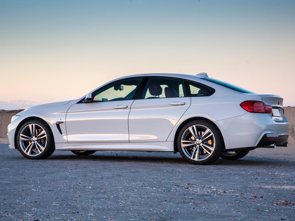 Aquí está el BMW 440i: Nada menos que 326 CV para disfrutar al ...