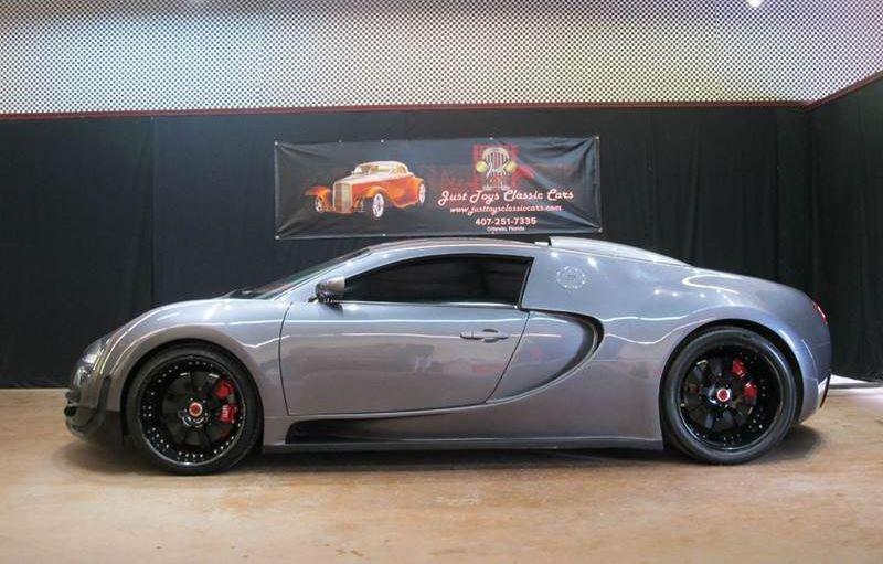 bugatti veyron replica 1