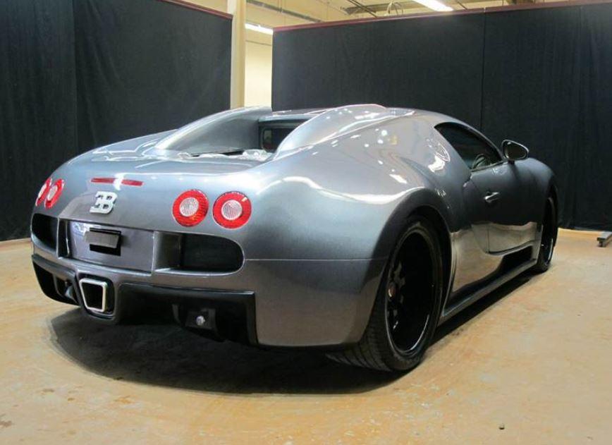 ¿Un Bugatti Veyron por 75.000 euros?: Sí, pero con gato encerrado…