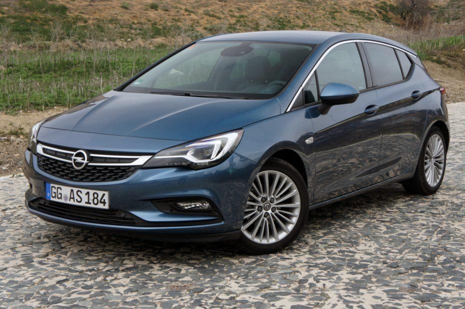 Contacto nuevo Opel Astra: Probamos los 1.0 SIDI 105 CV y 1.4 Turbo 125 CV