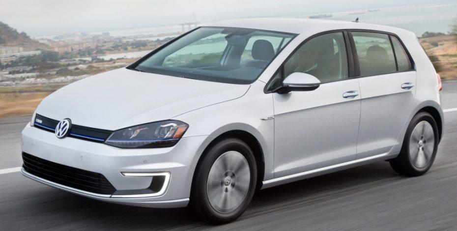 El Volkswagen e-Golf mejorará su autonomía en un 30%: Hasta 247 km con una carga