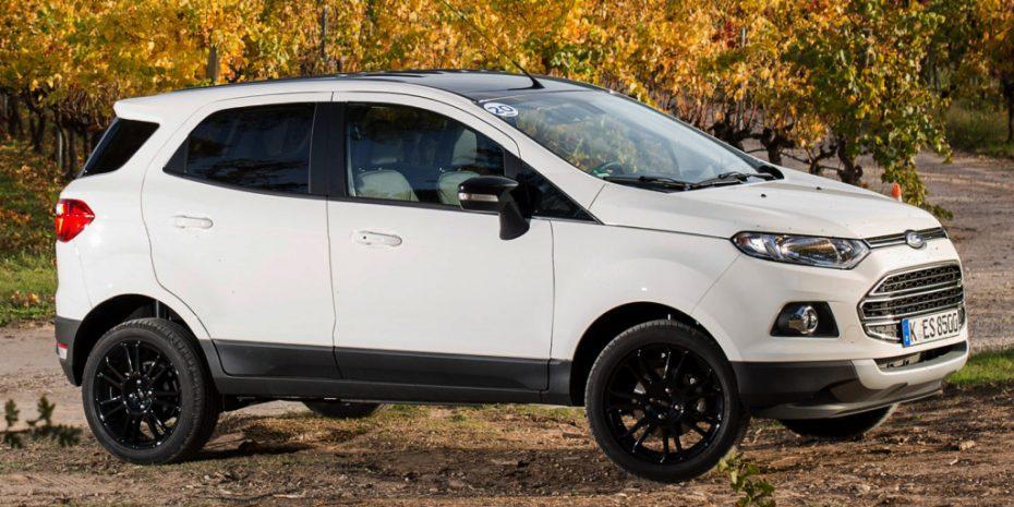 El Ford EcoSport recibe el motor 1.0 Ecoboost de 140 CV: El más rápido de la oferta