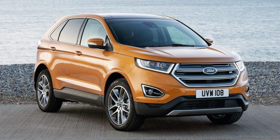 Todos los precios del Ford Edge para España: Más competitivo de lo que pensábamos