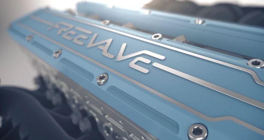 Free Valve: Koenigsegg busca eliminar el árbol de levas para aumentar el par, la potencia y reducir el consumo