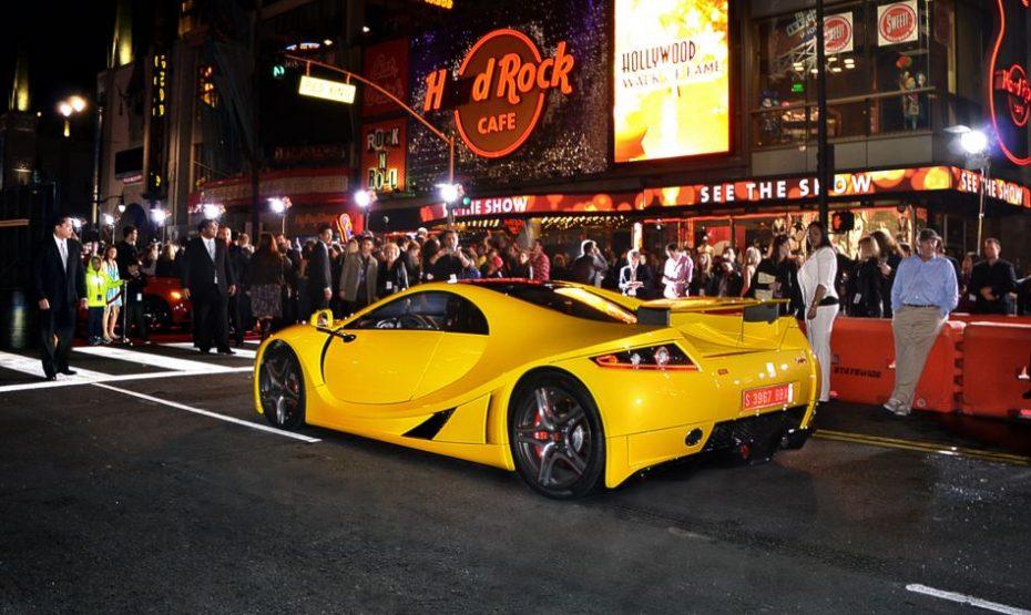 """¿Pagarías 1.5 millones de euros por un coche de película """"Made in Valencia""""?"""