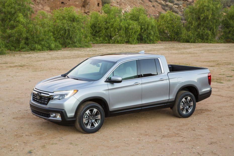 Saluda al nuevo Honda Ridgeline: No lo verás en Europa