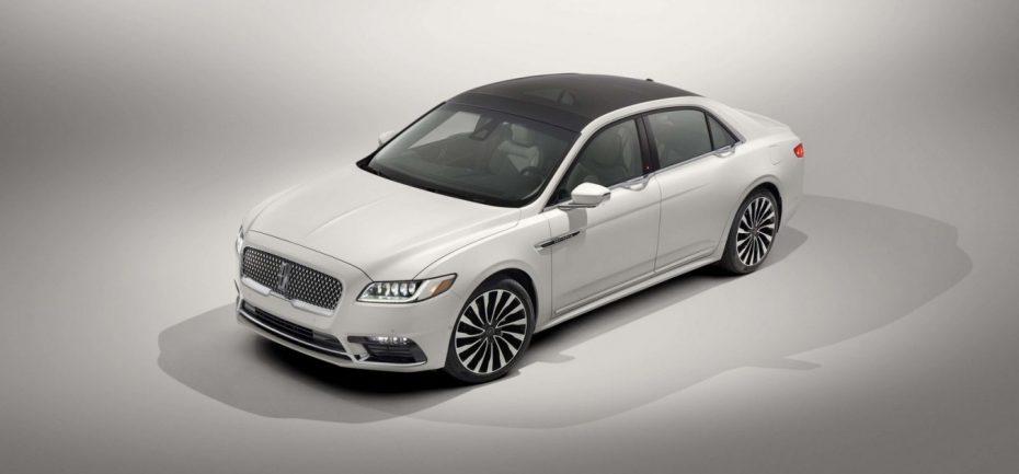 Lincoln dice adiós al Continental: En su gama solo habrá SUV, uno de ellos eléctrico