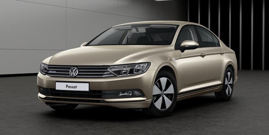 Volkswagen lanza en España el Passat BlueMotion: Sólo 3,7 L/100