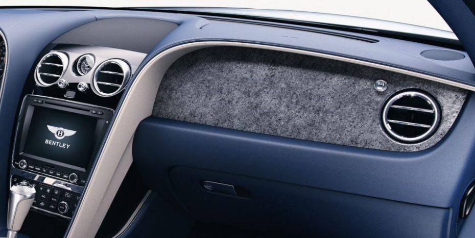 Olvídate de la madera o el aluminio cepillado en el interior del coche, lo que se lleva ahora es la… ¡¿piedra?!