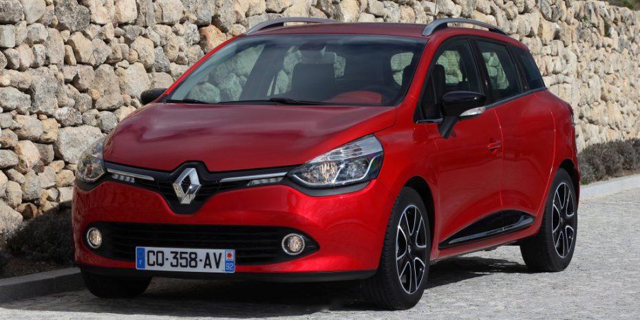 Ventas 2015, Francia: El Clio, único modelo en superar las 100.000 unidades