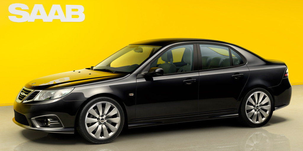 Saab entregará 20.000 unidades del 9-3 eléctrico a una empresa china