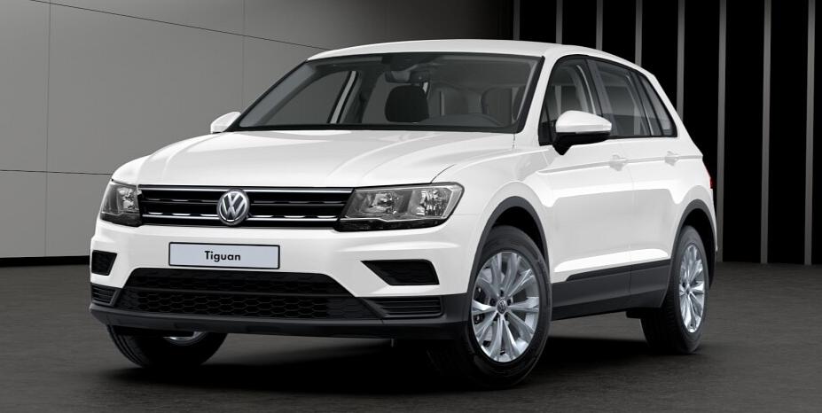 El nuevo Volkswagen Tiguan ya tiene precio en Alemania: El más barato supera los 30.000 €