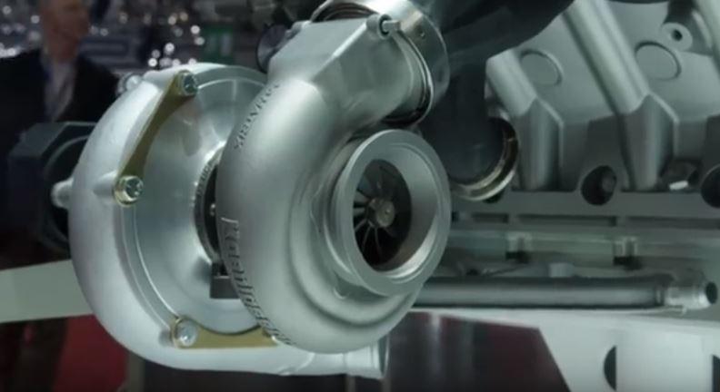 Este turbo ha sido creado con una impresora 3D y atento porque pertenece al coche de 1 MW de Koenigsegg…
