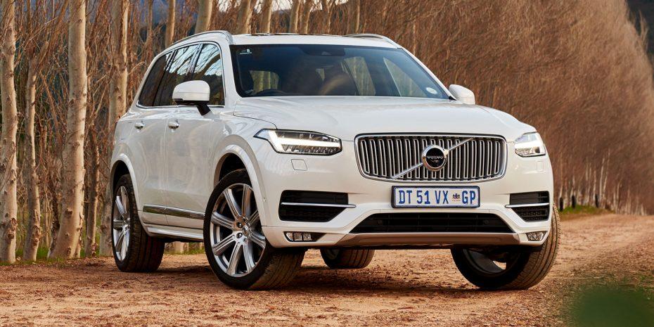 Volvo superó el medio millón de unidades por primera vez en 2015: Estados Unidos ha sido clave