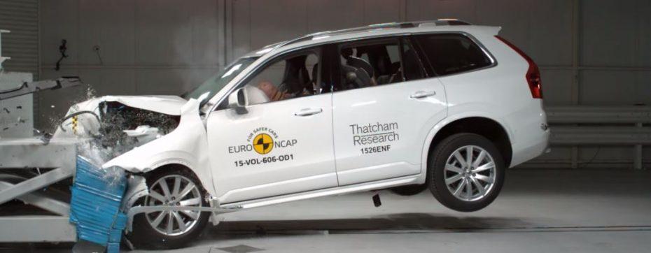 Estos son los coches más seguros que hay actualmente en el mercado: Algunos se salen de las tablas…