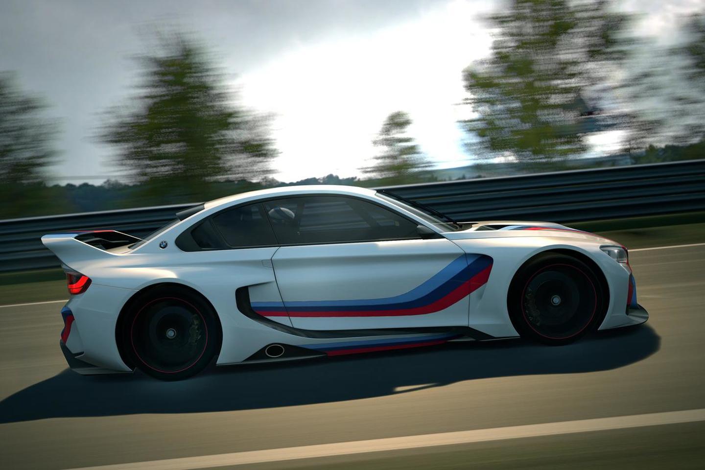 BMW M2 Vision GT