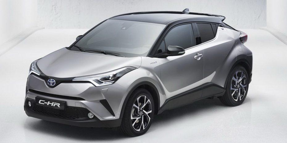 Filtrado el nuevo Toyota C-HR en su versión definitiva: ¿Jaque al Juke?