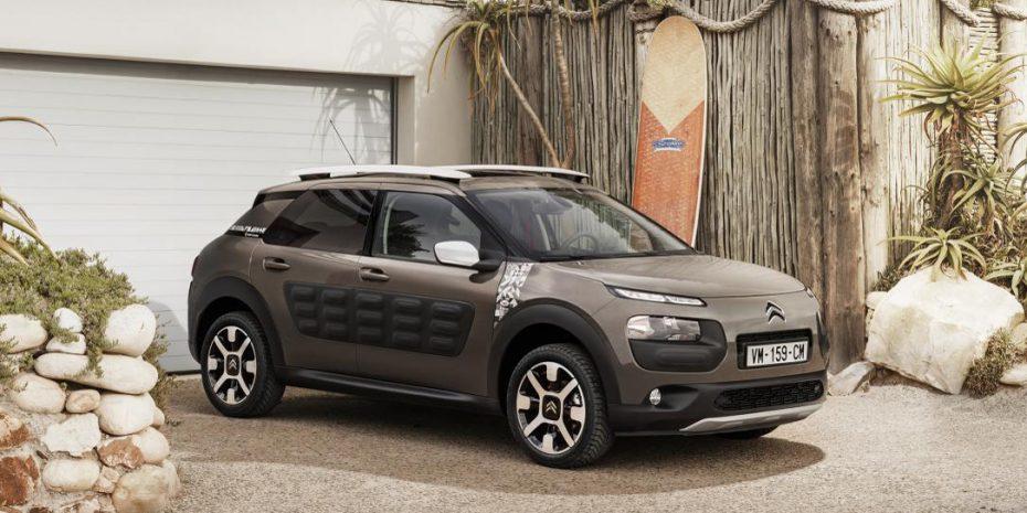 Ya a la venta el Citroën C4 Cactus «Rip Curl»: Con Grip Control