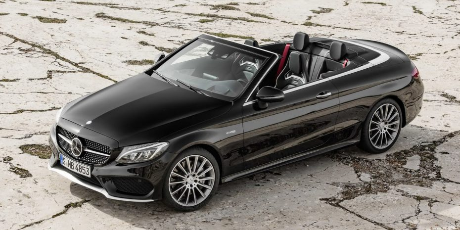 ¡¡¡Oficial!!! Aquí está el nuevo Mercedes Clase C Cabriolet