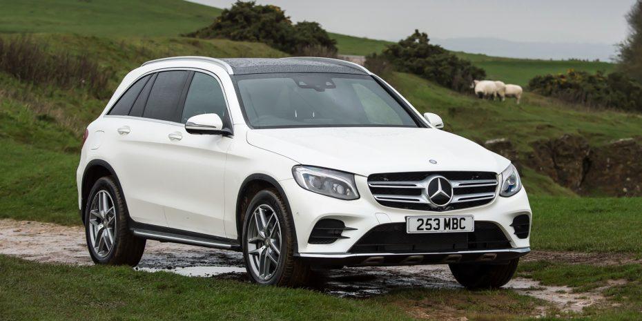 El Mercedes GLC estrena motor de gasolina: 211 CV de potencia y sólo 6,5 L/100