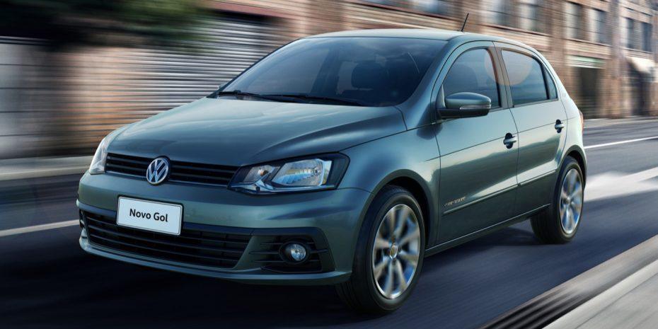 El Volkswagen Gol estrena cara: Muchas mejoras para el súper ventas brasileño