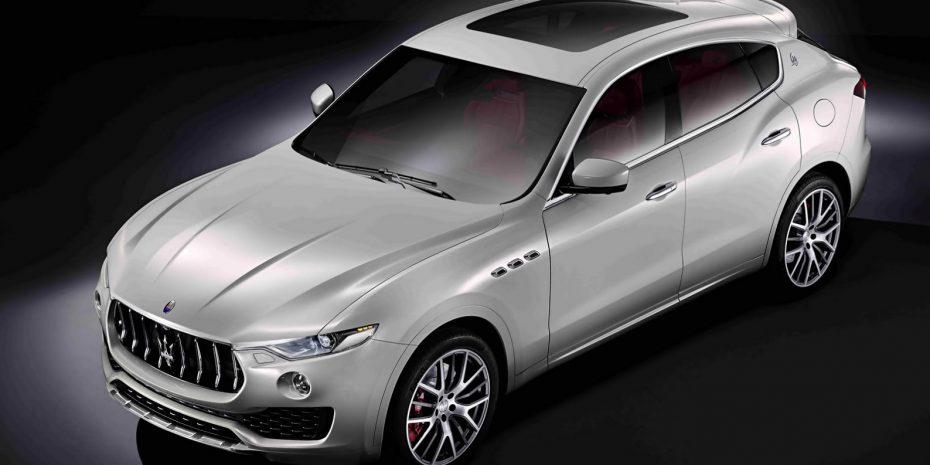 Oficial: Aquí está el Maserati Levante, el primer SUV de la firma italiana