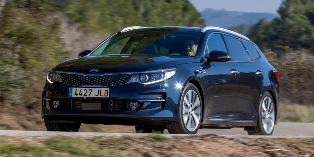 El Kia Optima Sportswagon ya tiene precio en Alemania: Llegará aquí en octubre con hasta 245 CV