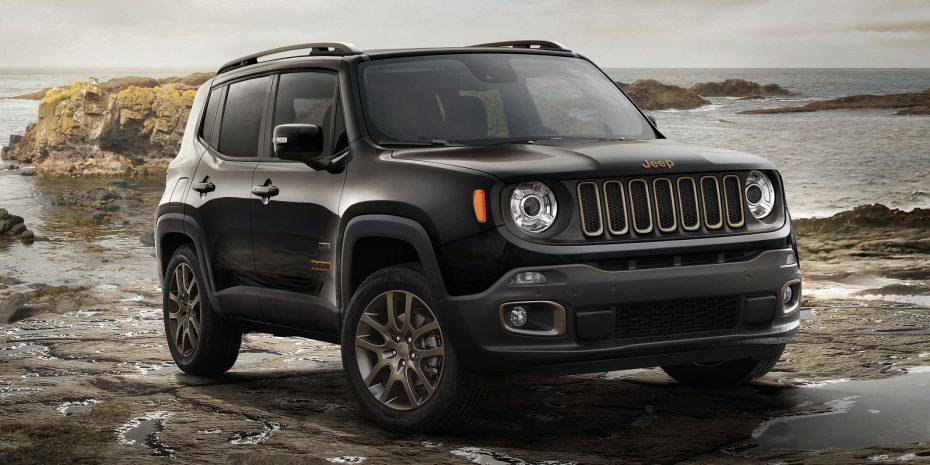 Jeep presentará en Ginebra su gama «75th Anniversary»: Disponible en todos los modelos