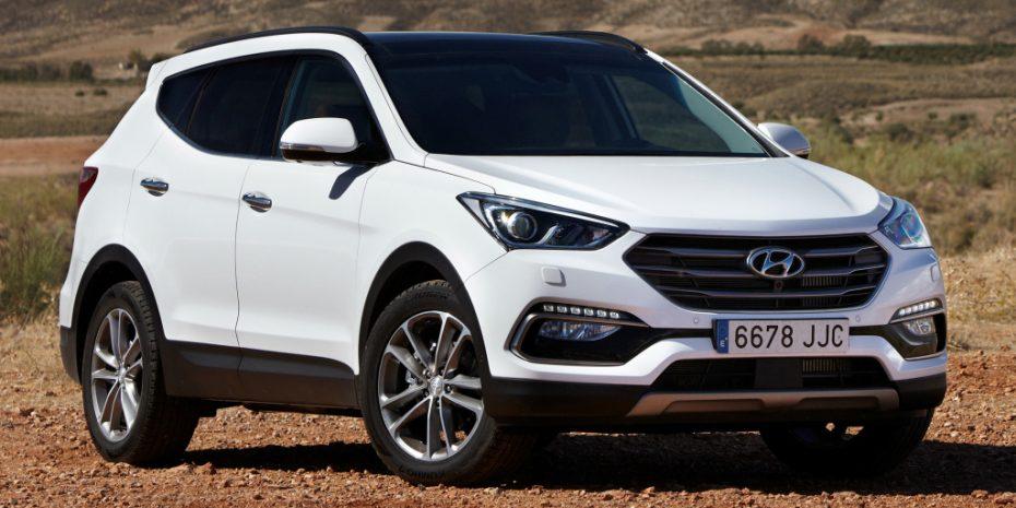Todos los precios del renovado Hyundai Santa Fe: Ahora más completo