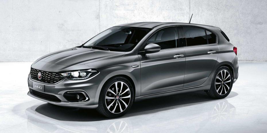 Así son los nuevos Fiat Tipo Hatchback y SW: Se estrenan en Ginebra