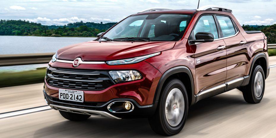 El Fiat Toro arranca con fuerza en Brasil: Más de 3.000 unidades vendidas en su primer mes